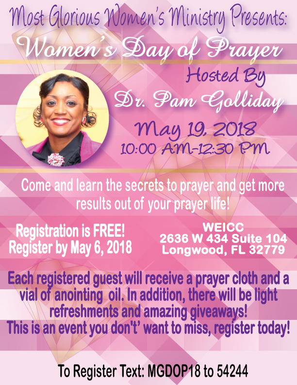 Womens ministry giveaways